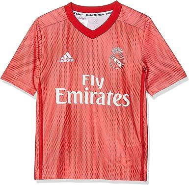 adidas Tercera Equipación Real Madrid Camiseta Niños