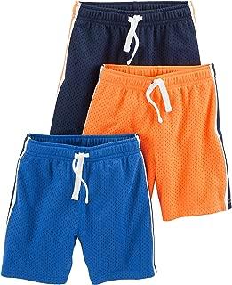 toddler boy mesh shorts