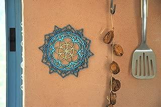 Best wood mandala art Reviews