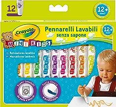 Crayola - 12 Rotuladores Gruesos (8325)