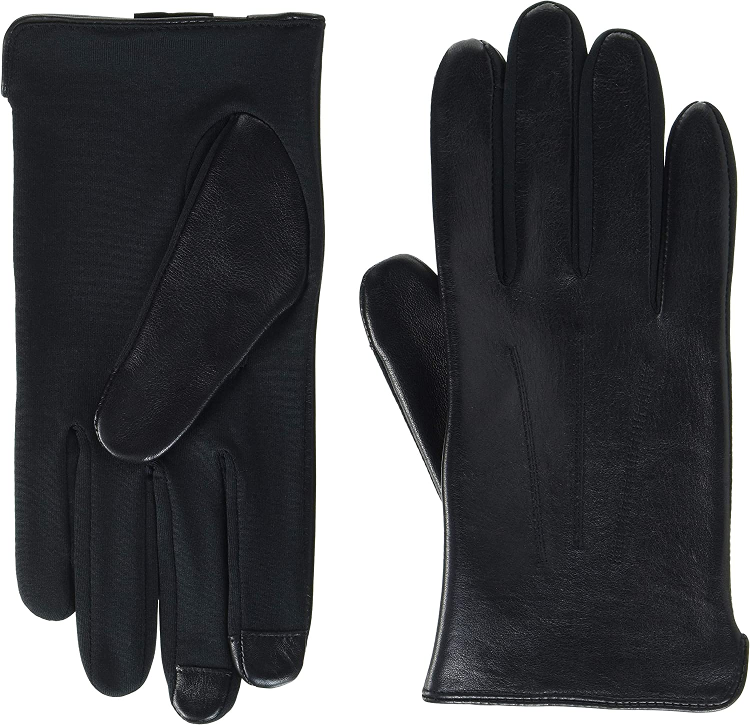 Miles, Urban Touchscreen Glove for Women by KESSLER, Upper Hand Made of Lamb Nappa