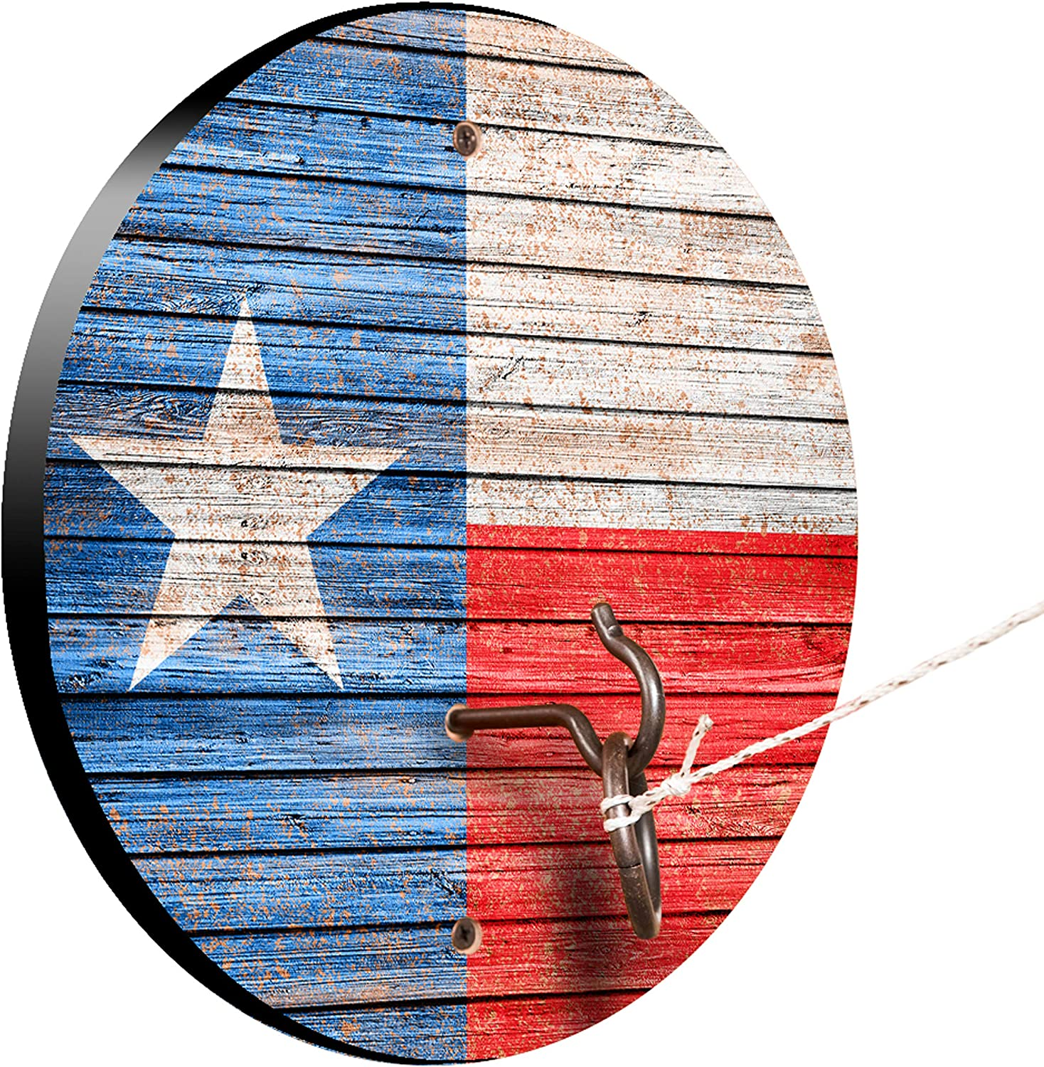 Victory Tailgate State Flag Hook Dallas Mall and Avai Game All States Ring - Quality inspection