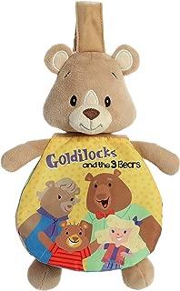 ebba Story Pals - Goldilocks & The 3 Bears, Multicolor, 2.5 x 5.5 x 9