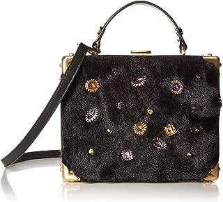 Sam Edelman Women's Carressa Hardshell Crossbody Bag