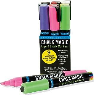 Constructive Playthings PEP-8481 Liquid Chalk Marker Set (Studio)