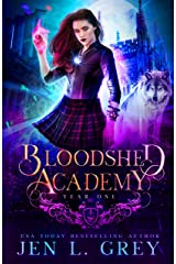 Year One (Bloodshed Academy Book 1) (English Edition) Format Kindle