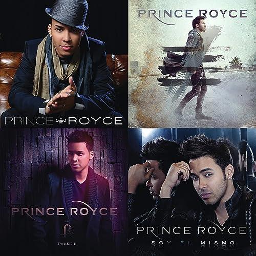 Amazon.com: Best of Prince Royce: Luis Enrique, Daddy Yankee ...