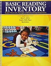BASIC READING INVENT.-STUD.WORD.LISTS..