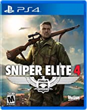 Deep Silver SNIPER ELITE 4 for playstation 4
