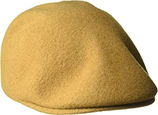 Kangol Men's Seamless Wool 507 Flat Caps