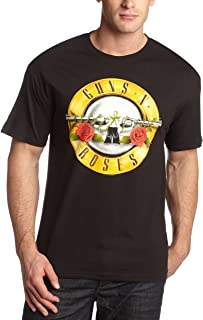 Bravado Men's Guns N Roses Bullet T-Shirt