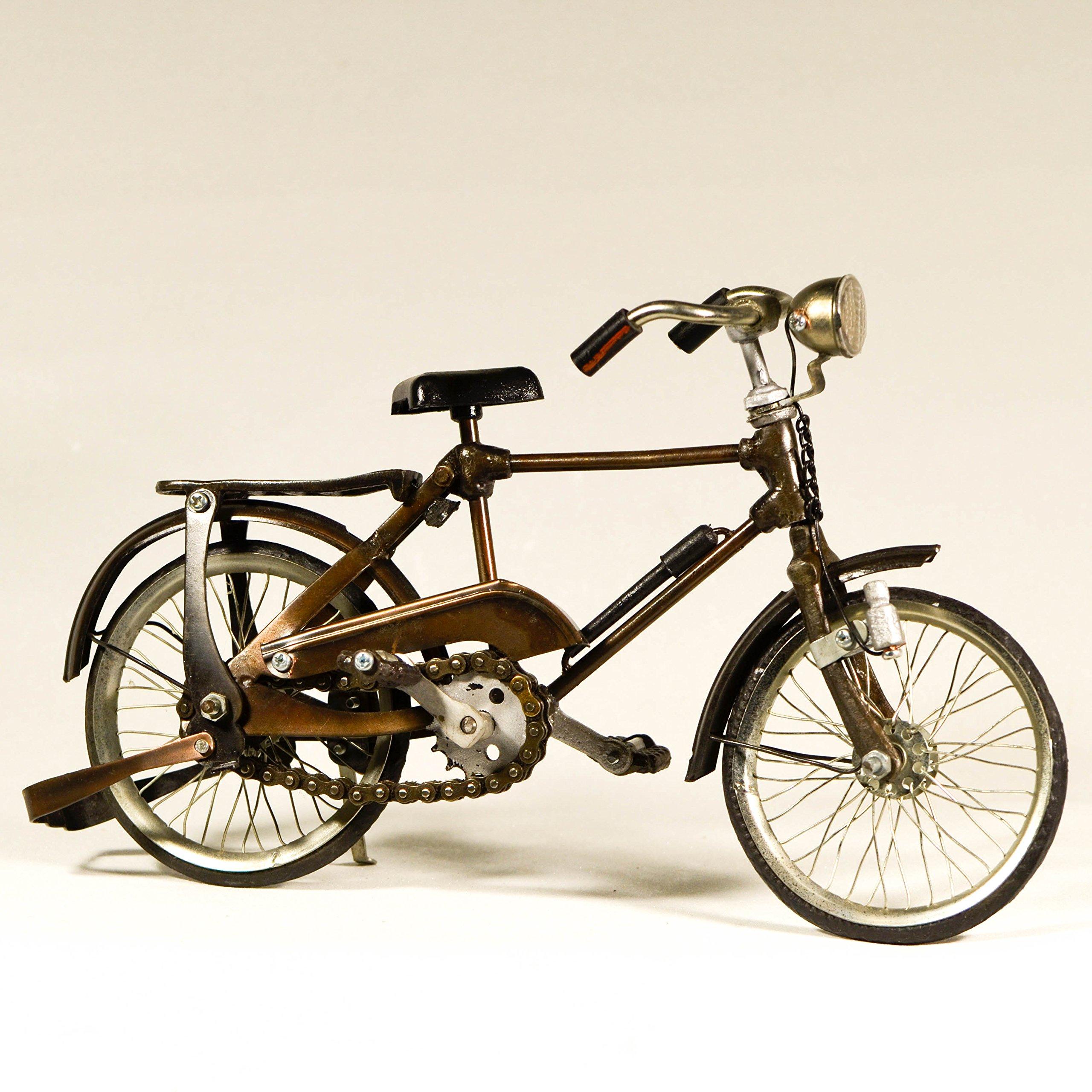 Modelos de bicicleta clásicos de metal – único troquelado ...