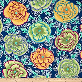 henley flowers fabric