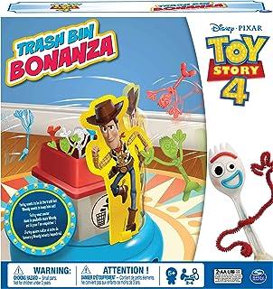 Game Toy Story 4 Trash Bin Bonanza