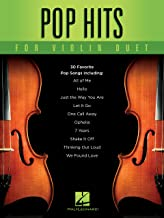 Pop Hits for Violin Duet (English Edition)