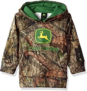 Tractor Mossy Oak Camo Toddler Pullover Fleece Hoody Poly