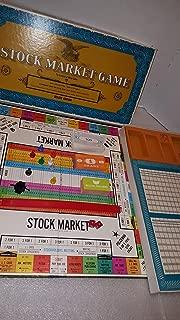 Vintage Stock Market Board Game