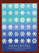 Best snow crystals william bentley Reviews