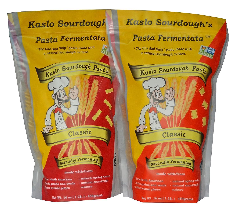 Kaslo Sourdough Pasta Combo - Protein Fermented Vega High New Shipping Free Louisville-Jefferson County Mall