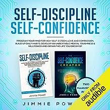 Best self confidence audio books Reviews