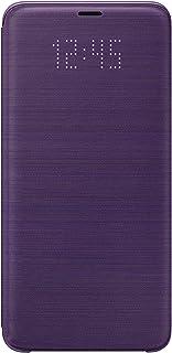 Samsung LED View Cover - Funda para Samsung Galaxy S9+, color Púrpura