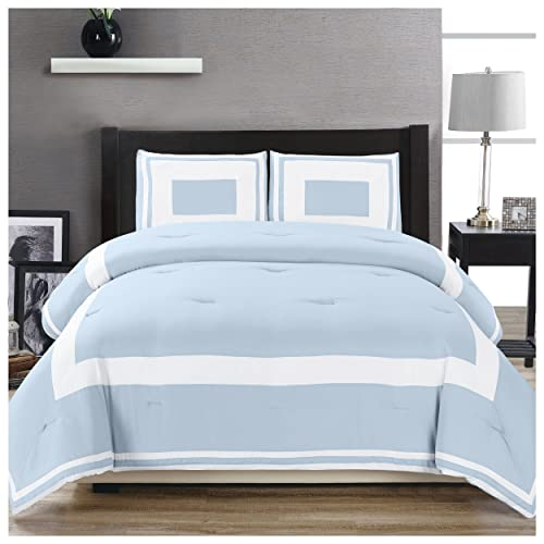 Light Blue Bedding Sets.Light Blue Bedding Amazon Com