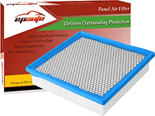 EPAuto GP075 (CA10755) Replacement for Toyota/Lexus Panel Engine Air Filter for Avalon V6(2013-2018), Camry V6(2012-2017), Highlander Gas(2014-2019), Sienna(2011-2019), ES350(2013-2018)