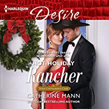 Hot Holiday Rancher: Texas Cattleman's Club: Houston, Book 9