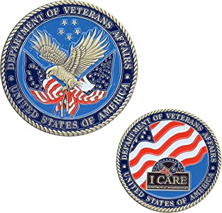 Department of Veterans Affairs Challenge Coin