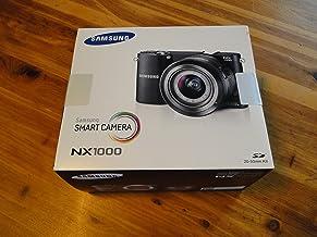 Samsung NX1000 20.3 Megapixel Mirrorless Camera (Body with Lens Kit) - 20 mm - 50 mm - White