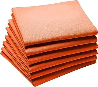 Coucke 3152192167041Towel Cotton Mandarin 56x 45x 0.3cm Set of 6