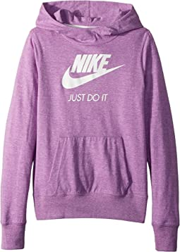 Nike Kids - Sportswear Vintage Pullover Hoodie (Little Kids/Big Kids)