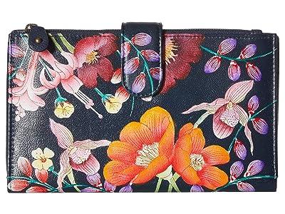Anuschka Large Smartphone Case Wallet 1113