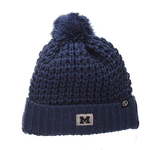 0cffc15cf9607 Michigan Knit Hats  Amazon.com
