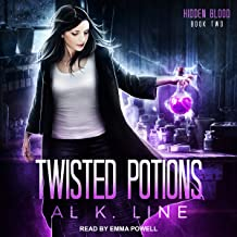 Twisted Potions: Hidden Blood Series, Book 2