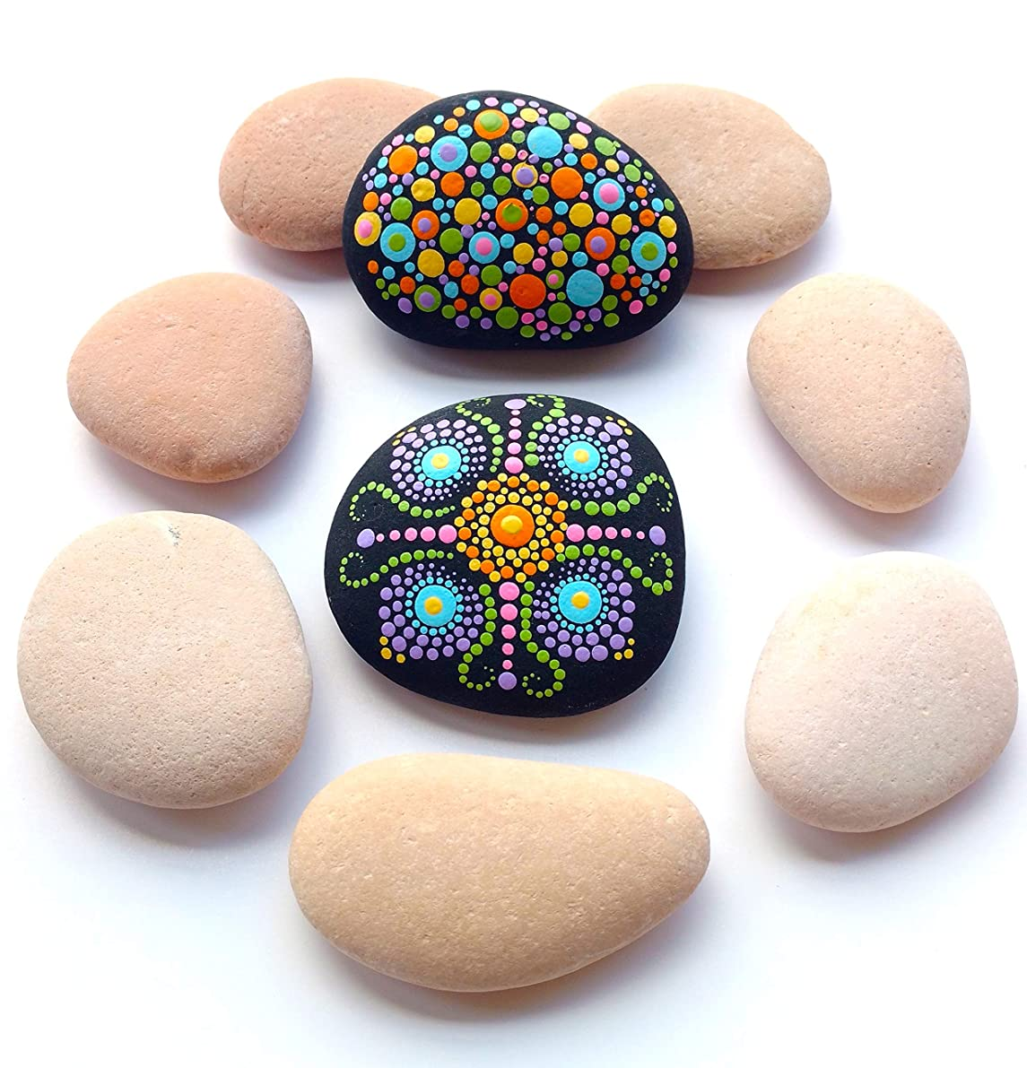 Capcouriers Rocks for Painting - Painting Rocks