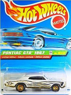 2000 Hot Wheels Treasure Hunt '67 Pontiac GTO 058