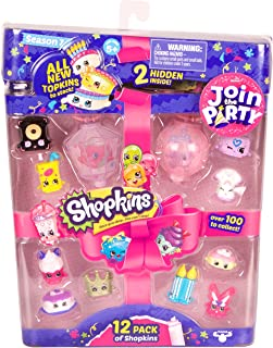 Shopkins Join the Party 12 Pack