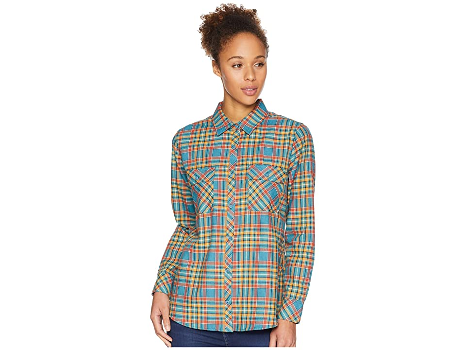 Outdoor Research Ceres II Shirt (Washed Peacock) Women