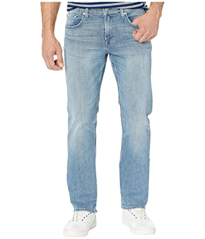 7 For All Mankind Austyn Relaxed Straight (Washed Out) Men