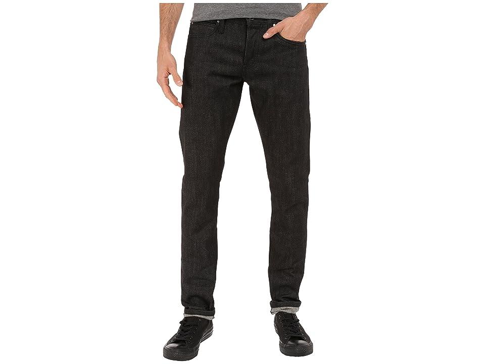The Unbranded Brand - The Unbranded Brand Tight Jeans in Black Selvedge