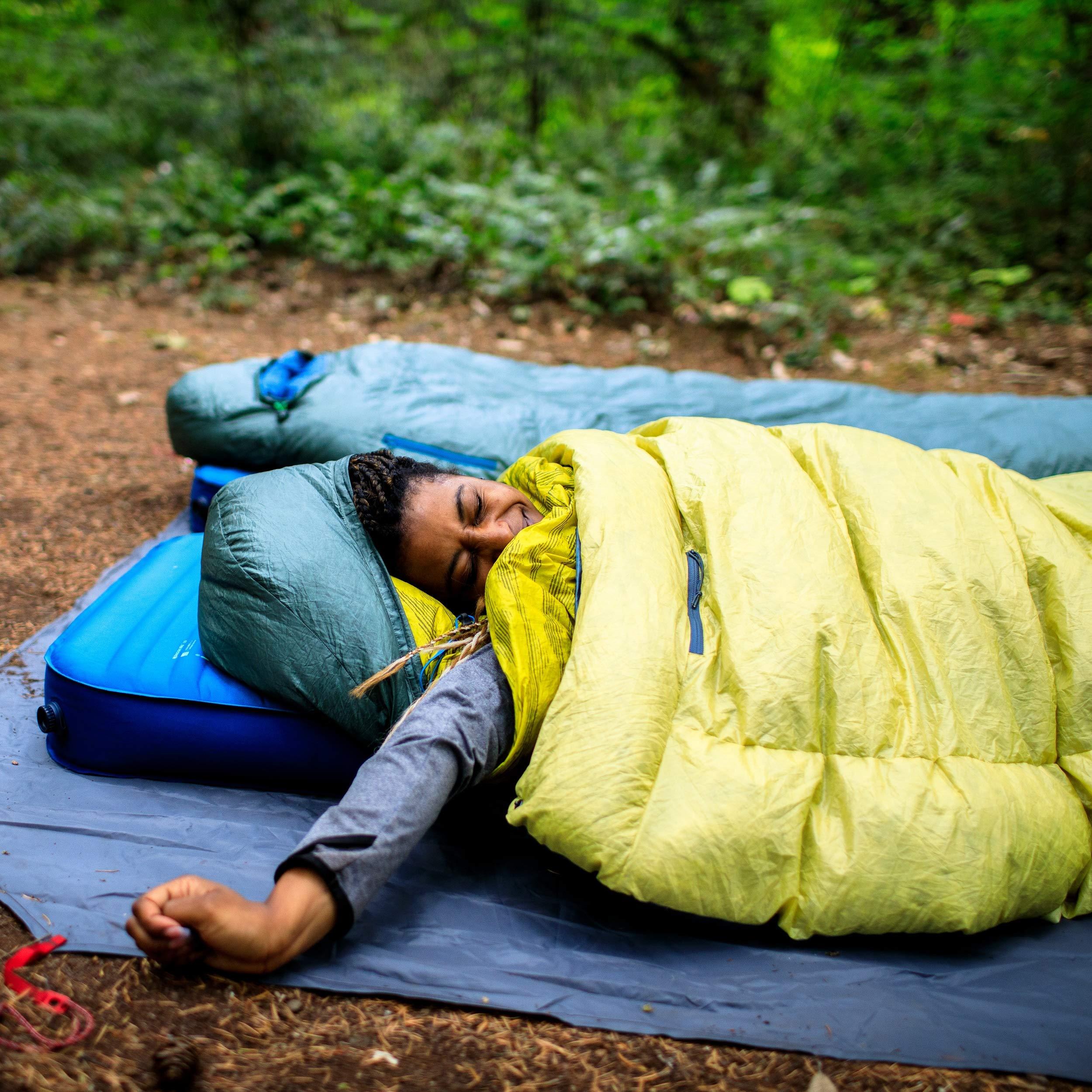 Therm-a-Rest MondoKing 3D Self-Inflating Foam Camping Mattress