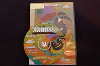Anansi, Told by Denzel Washington, Rabbit Ears Storybook Collection