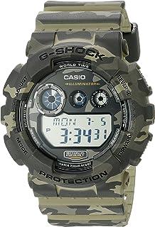 G-Shock para hombre gd-120cm camuflaje reloj deportivo