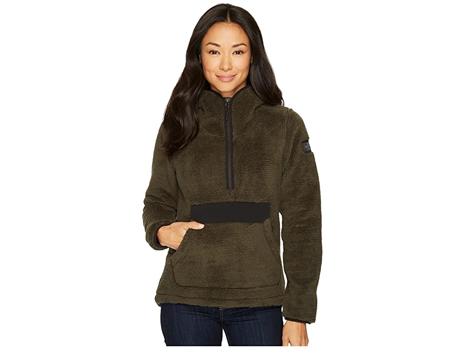 The North Face Campshire Pullover Hoodie (New Taupe Green (Prior Season)) Women