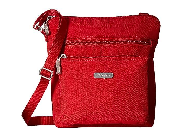 Baggallini Crossbody Bag W Rfid Wristlet