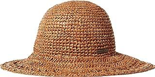 straight brim hat