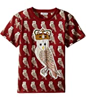 Dolce & Gabbana Kids - Owl King T-Shirt (Toddler/Little Kids)