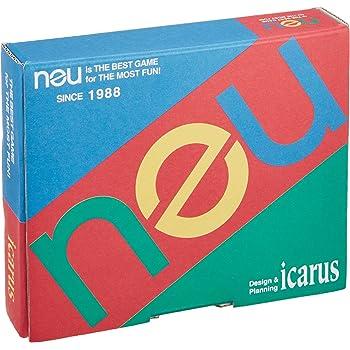 おもちゃ箱イカロス ノイカードゲーム 箱の大きさ