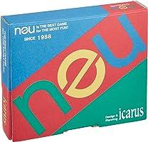 おもちゃ箱イカロス ノイ(neu) カードゲーム (2-7人用 10分 7才以上向け) ボードゲーム